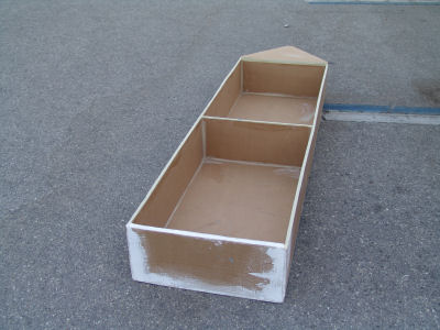 Index on how to make boat out of cardboard